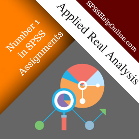 Applied Real Analysis Assignment Help