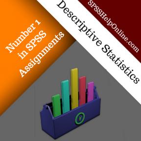 Descriptive Statistics Assignment Help