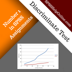 Discriminate Test Assignment Help