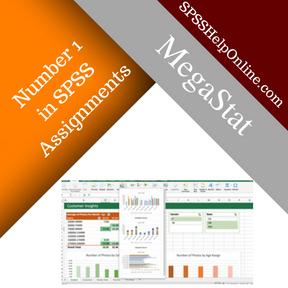 Megastat Assignment Help