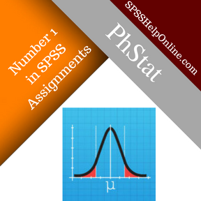 Phstat Assignment Help