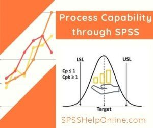 Process Capability through SPSS
